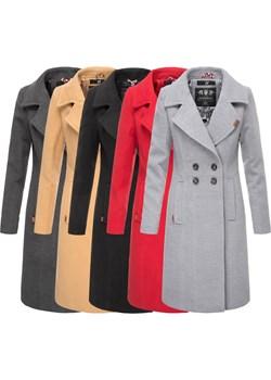Navahoo biznesowy damski płaszcz zimowy Wooly Navahoo Urban Babe - kod rabatowy