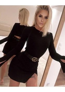SUKIENKA UNIQUE BLACK   Yasmin Boutique - kod rabatowy