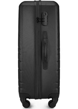 Średnia walizka WITTCHEN 56-3A-572 czarna  Wittchen gala24.pl - kod rabatowy