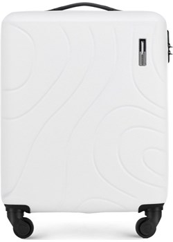 Mała walizka WITTCHEN 56-3A-571 biała  Wittchen gala24.pl - kod rabatowy