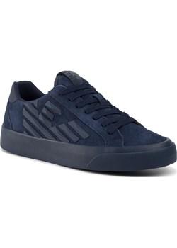Sneakersy EA7 EMPORIO ARMANI - X8X037 XK117 00285 Navy Emporio Armani  eobuwie.pl - kod rabatowy