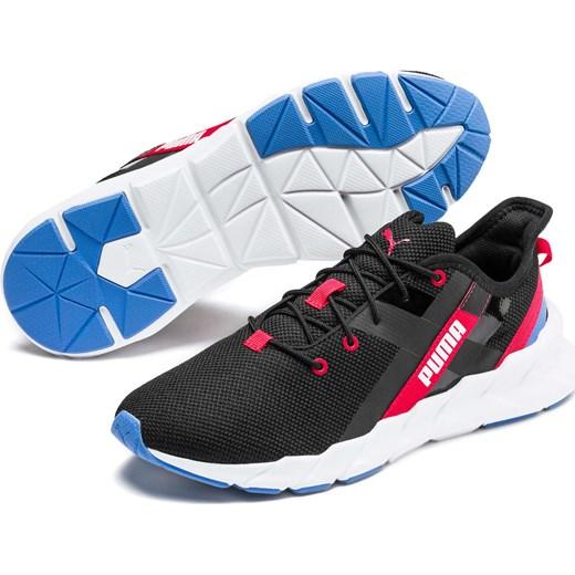 Buty sportowe damskie Puma do biegania sznurowane g?adkie