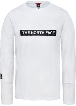 The North Face M L/S Light Tee Tnf White  The North Face okazja Shooos.pl  - kod rabatowy