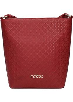 NOBO NBAG-D1950-C005 Nobo czerwony okazyjna cena LEGANZA.pl  - kod rabatowy