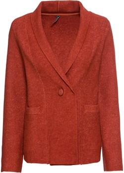 Sweter rozpinany  Bonprix  - kod rabatowy