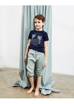 Spodnie Rabbit-Hole Trousers Olive Banana Kids   promocja  - kod rabatowy