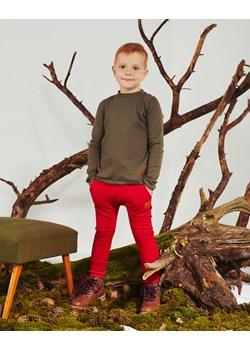 Spodnie chłopięce Wolf  Sweatpants  Banana Kids  - kod rabatowy