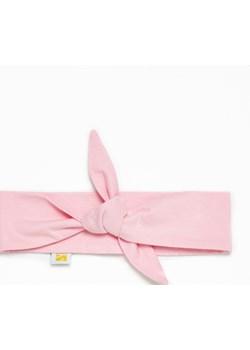 Opaska dla dziewczynki Pin Up Pale Pink Banana Kids   okazja  - kod rabatowy