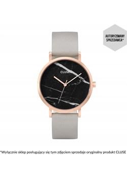 Zegarek Cluse La Roche Marble/Grey CL40006 Cluse czarny SMA Cluse - kod rabatowy