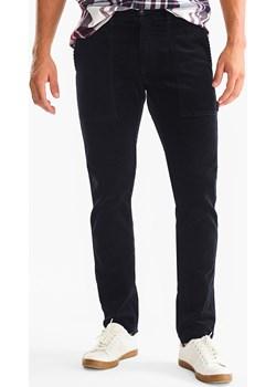C&A Sztruksowe spodnie-Tapered Fit, Czarny, Rozmiar: 30/32 Angelo Litrico  C&A - kod rabatowy