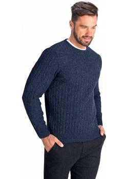 Sweter męski półgolf niski  Lanieri Lanieri.pl - kod rabatowy