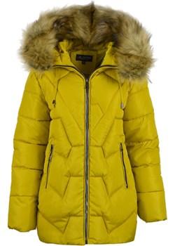 Taliowana zimowa kurtka damska z kapturem Agrafka  promocja agrafka.com.pl  - kod rabatowy
