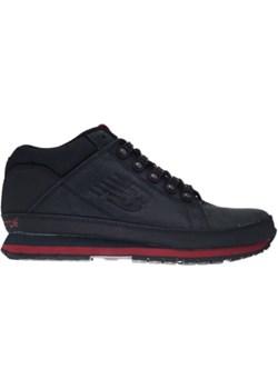 New Balance H754KR Black with Red New Balance  promocja Sneakers de Luxe  - kod rabatowy