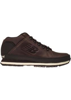 New Balance H754LLB Brown with Black  New Balance wyprzedaż Sneakers de Luxe  - kod rabatowy
