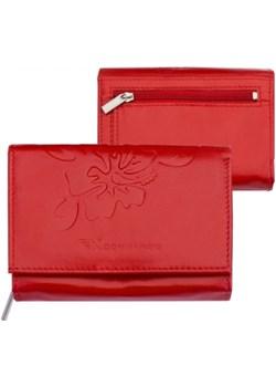 Skórzany portfel damski Kochmanski 4023  Kochmanski Studio Kreacji® Skorzany - kod rabatowy