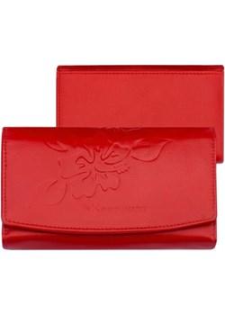 Skórzany portfel damski Kochmanski 4027  Kochmanski Studio Kreacji® Skorzany - kod rabatowy