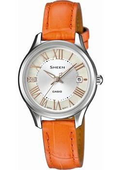 Casio Sheen Classic SHE-4050L-7AUER  Sheen timetrend.pl - kod rabatowy
