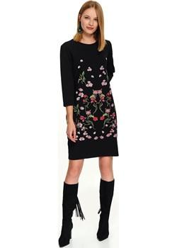 Sukienka damska o prostym kroju Top Secret  okazja   - kod rabatowy