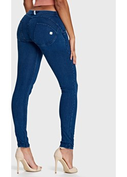 WR.UP® Spodnie Jeans - Low Waist Skinny - Blue - J0B  Freddy Freddy Polska - kod rabatowy