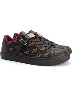 """Guess Sneakersy """"Luiss Bold""""  Guess Sneakersy """"luiss Bold"""" okazyjna cena ubierzsie.com  - kod rabatowy"""