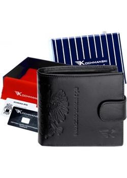 Kochmanski skórzany portfel męski PREMIUM 3047 Kochmanski Studio Kreacji®  Skorzany - kod rabatowy
