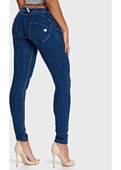 WR.UP® Spodnie Jeans - Low Waist Skinny - Ciemny Jeans - J0Y Freddy  Freddy Polska - kod rabatowy