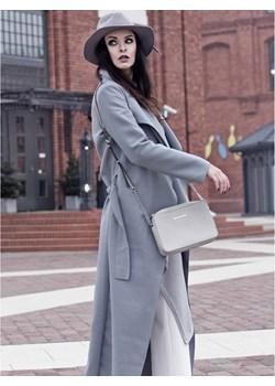 Kobiecy długi płaszcz   okazyjna cena magmac.pl  - kod rabatowy