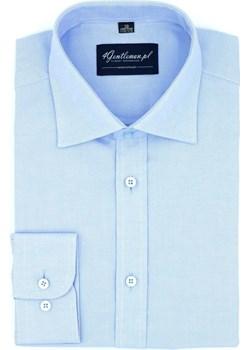 Koszula Daytona Błękitna  4 Gentleman wyprzedaż   - kod rabatowy