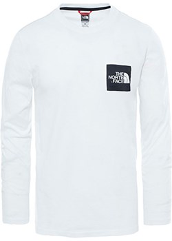 The North Face M L/S Fine Tee Tnf White-XL The North Face  Shooos.pl okazyjna cena  - kod rabatowy