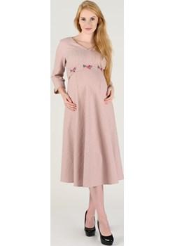 Odzież ciążowa Sukienka ciążowa Tourmaline Mia (36) Danica Maternity   - kod rabatowy