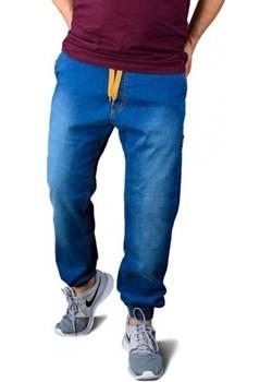 Spodnie Afrotica Jogger PATTERN Ciemny Jeans Afrotica  Street Colors - kod rabatowy