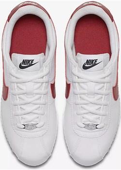 Nike Cortez Basic SL (GS) Młodzieżowe Białe (904764-103) Nike wyprzedaż Worldbox - kod rabatowy