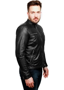 Męska kurtka skórzana Kris  David Ryan  - kod rabatowy