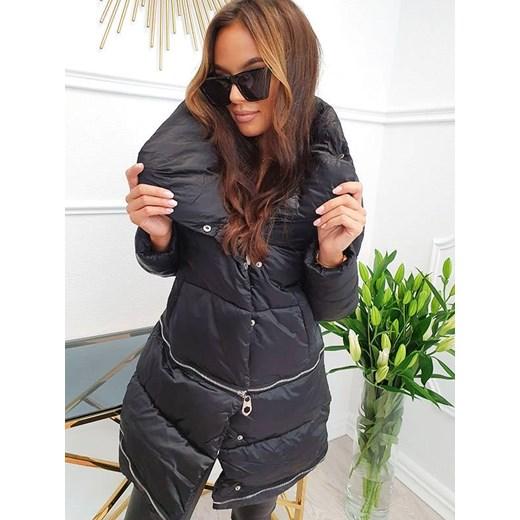 Płaszcz damski casual