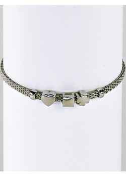 Bransoletka Laura - bransoletka srebrna ze stoperem Skarby Murano   - kod rabatowy