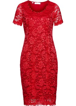 Sukienka koronkowa Premium Bonprix   - kod rabatowy