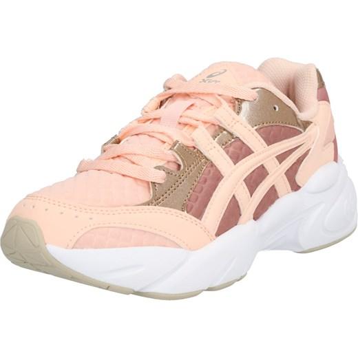 Buty sportowe damskie Asics Sportstyle w stylu młodzieżowym