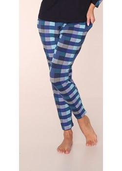 Damskie spodnie FOREX 360 Kratka niebieskie   bodyciao - kod rabatowy
