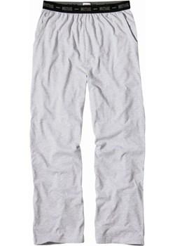 Długie spodnie do piżamy Mustang 4112 1700 Mustang szary bodyciao - kod rabatowy