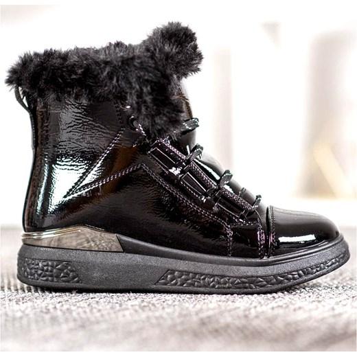 Buty sportowe damskie Bella Paris młodzieżowe w Domodi