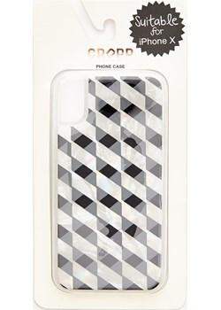 Cropp - Etui na iphone X - Biały Cropp   - kod rabatowy