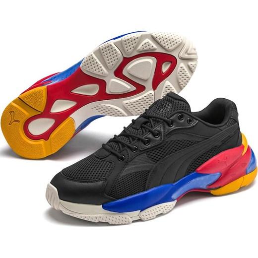 Buty sportowe damskie Puma sznurowane koronkowe