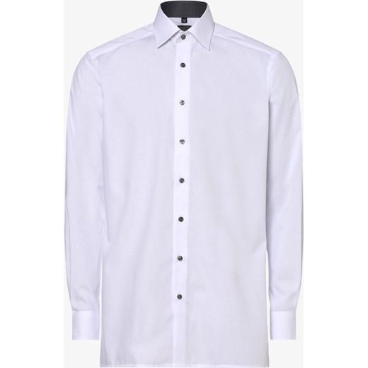 Olymp Luxor MODERN FIT Koszula biały zalando bialy koszule w