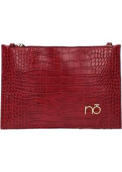ELEGANCKA KOPERTÓWKA NOBO BORDO Nobo  Fashionworld.pl okazyjna cena  - kod rabatowy