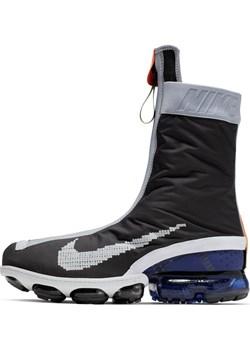 Buty Nike Air VaporMax FlyKnit Gaiter ISPA - Czerń Nike okazyjna cena Nike poland - kod rabatowy