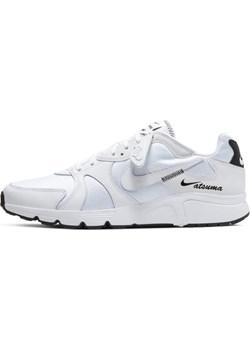 Buty męskie Nike Atsuma - Biel Nike Nike poland wyprzedaż - kod rabatowy