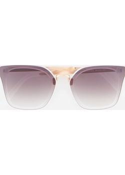 Reserved - Okulary przeciwsłoneczne - Brązowy  Reserved  - kod rabatowy