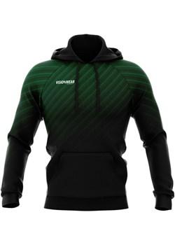 BLUZA STRIPES ZIELONA Zielony S Vision Wear Sport visionwearsport - kod rabatowy