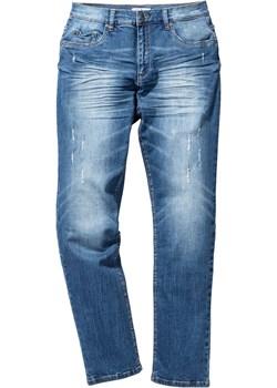 Dżinsy ze stretchem Slim Fit Straight John Baner JEANSWEAR  bonprix - kod rabatowy