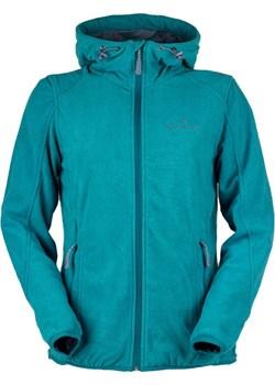 Bluza Polarowa Tiffany WP Turquoise Bergson  promocyjna cena   - kod rabatowy